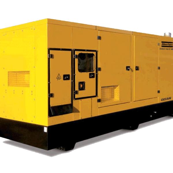 Máy phát điện Atlas Copco 400kVA DVAS-440-E-ME