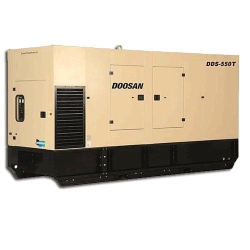 Doosan 500kVA DDS_550T