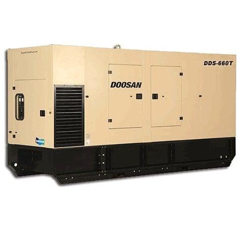 Doosan 600kVA DDS_660T