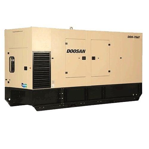 Doosan 700kVA DDS_756T