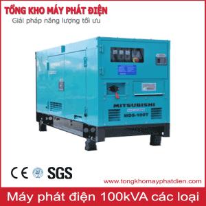 Máy phát điện 100kva 3 pha