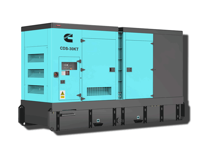 Máy phát điện Cummins 30kVA CDS-30KT