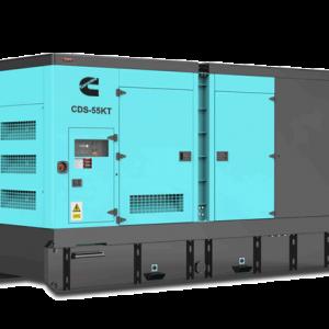 Máy phát điện Cummins 50kVA CDS-55KT