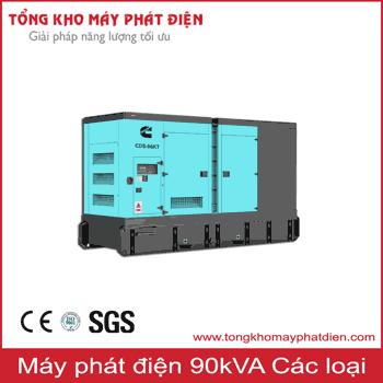máy-phát-điện-90kVA các hãng