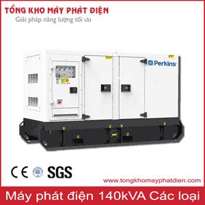 Máy phát điện công suất 140kVA