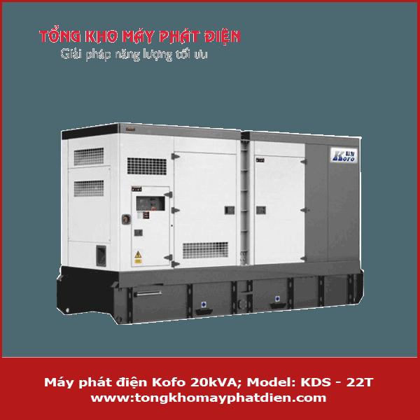 Máy phát điện Kofo 20kVA