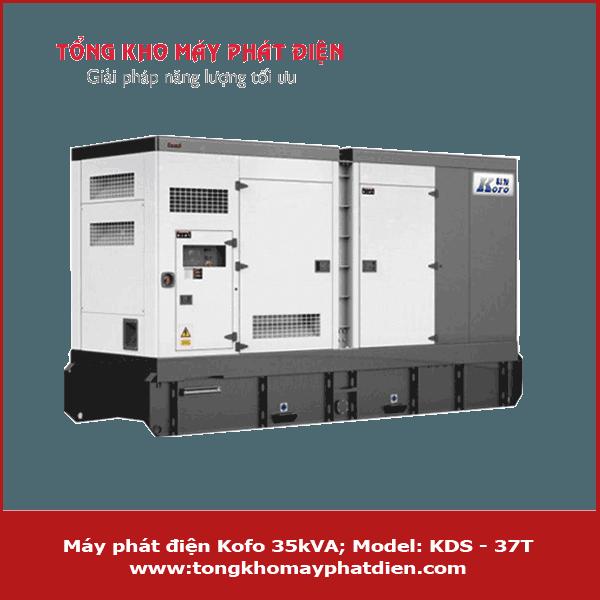 Máy phát điện Kofo 35kVA