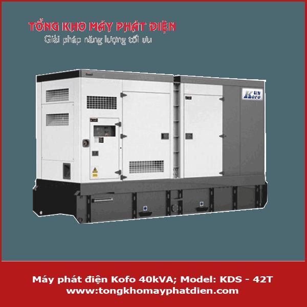 Máy phát điện Kofo 40kVA