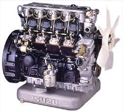 Động cơ diesel Isuzu