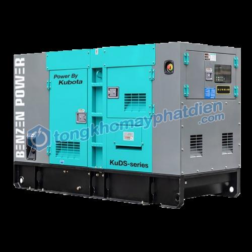 Sản phẩm máy phát điện Kubota 15kva