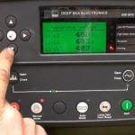 Bảng điều khiển máy phát điện (deepsea)