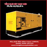 Máy phát điện Atlas Copco 150kVA