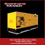 Máy phát điện Atlas Copco 15kVA