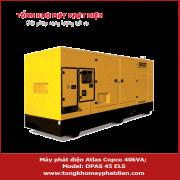 Máy phát điện Atlas Copco 40kVA