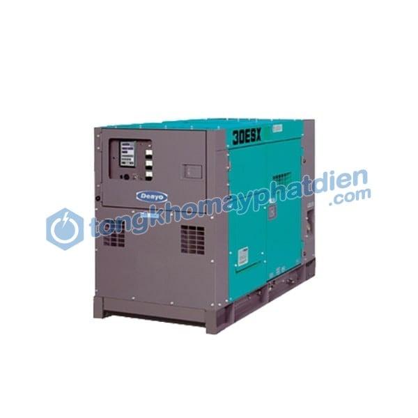 Máy phát điện Denyo 24kVA 1 pha