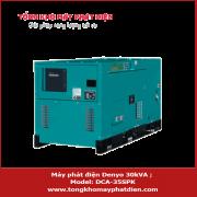 Máy phát điện Denyo 30kVA