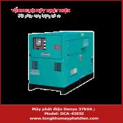 Máy phát điện Denyo 37kVA