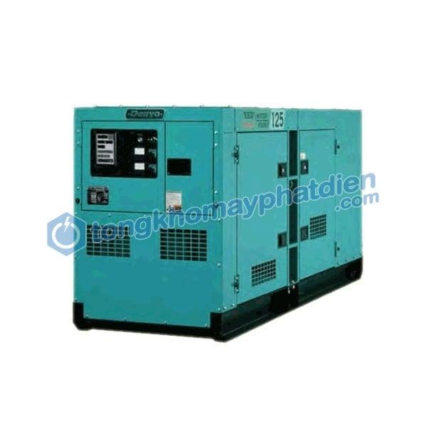 Máy phát điện Denyo 100kVA