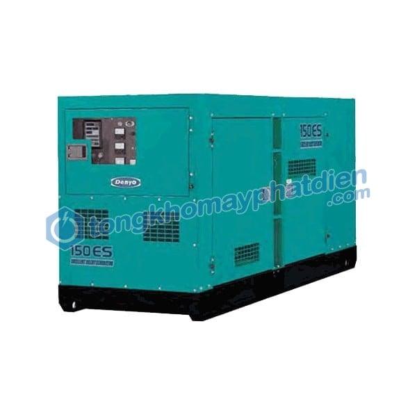 Máy phát điện Denyo 125kVA