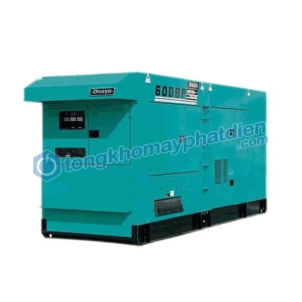 máy phát điện Denyo 550kVA DCA-600SPK