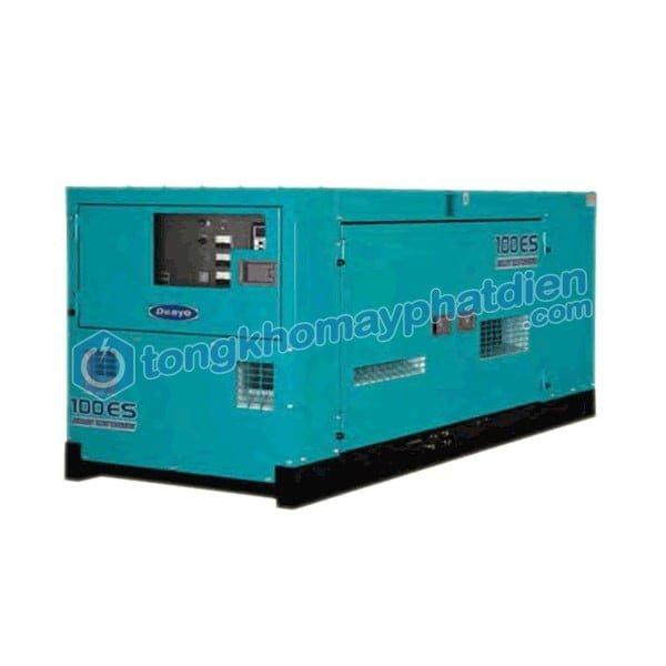 Máy phát điện Denyo 80kVA