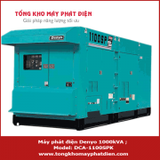 Máy phát điện Denyo 1000kVA