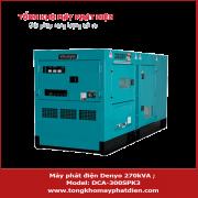 Máy phát điện Denyo 270kVA