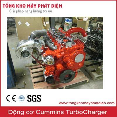 Turbocharge-Cummins