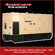 Máy phát điện Doosan 125kVA