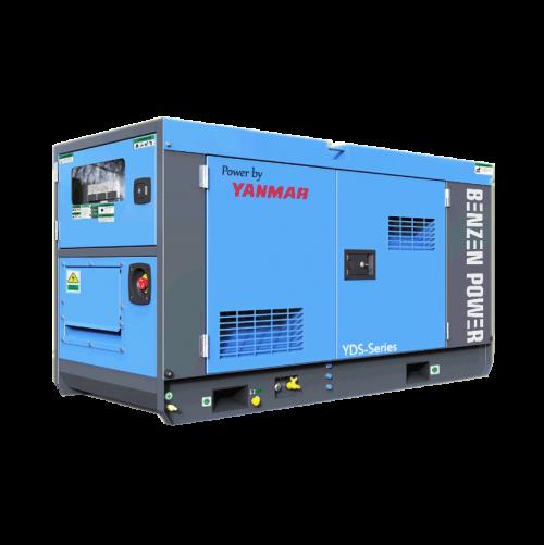 máy phát điện yanmar 35kva