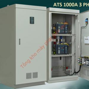Tủ ATS 1000A 3P chuyển nguồn tự động