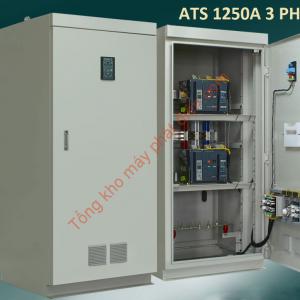 Tủ ATS 1250A 3P chuyển nguồn tự động