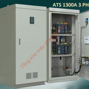 Tủ ATS 1300A 3P chuyển nguồn tự động