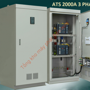 Tủ ATS 2000A 3P chuyển nguồn tự động