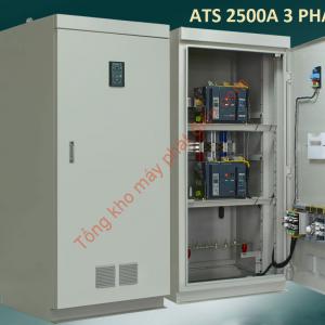 Tủ ATS 2500A 3P chuyển nguồn tự động