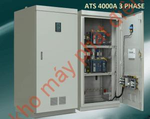 Tủ ATS 4000A 3P chuyển nguồn tự động