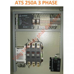 Tủ ATS 250A 3P chuyển nguồn tự động