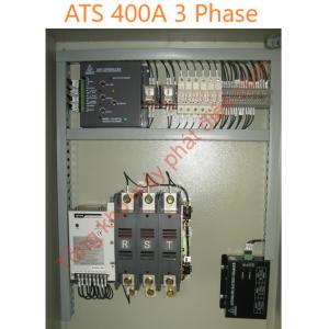 Tủ ATS 400A 3P chuyển nguồn tự động