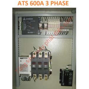 Tủ ATS 600A 3P chuyển nguồn tự động