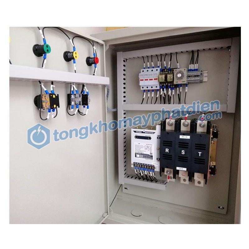 Tủ ATS 800A chuyển nguồn tự động