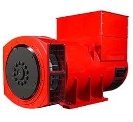 Đầu phát AVK sử dụng trong máy phát điện Isuzu