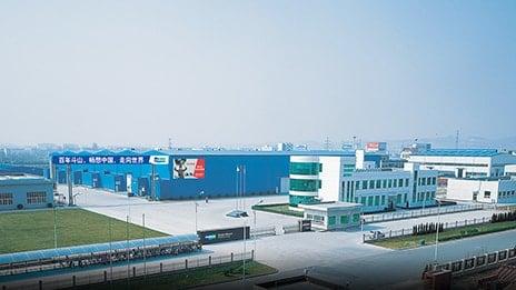 Nhà máy sản xuất động cơ Doosan