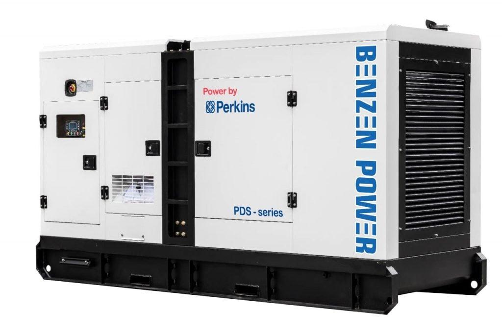 Tổ máy phát điện Benzen sử dụng động cơ Perkins
