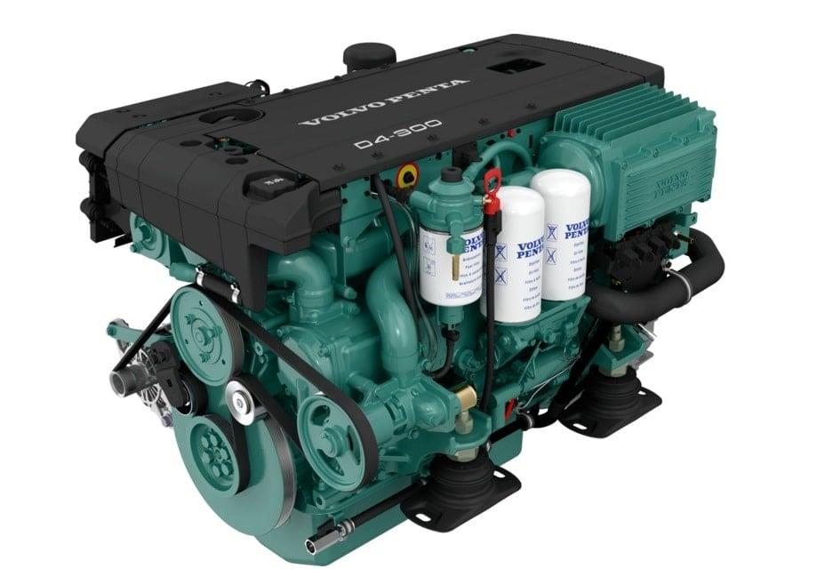 Động cơ Volvo được hãng Atlas sử dụng nhiều nhất