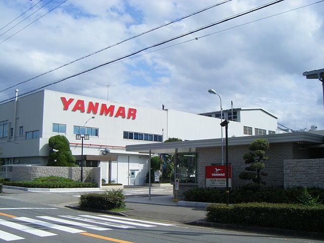 Nhà máy Yanmar tại Nhật Bản