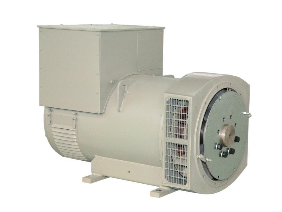 Sử dụng đầu phát điện Benzen cho tổ máy phát điện Kofo