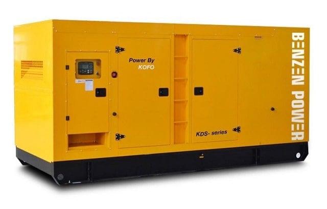 Tổ máy phát điện sử dụng động cơ Kofo