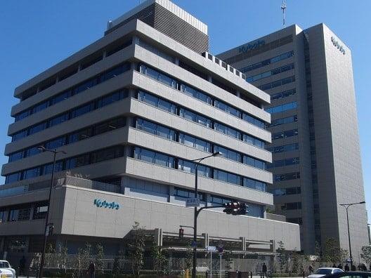 Văn phòng trụ sở hãng Kubota tại Nhật Bản