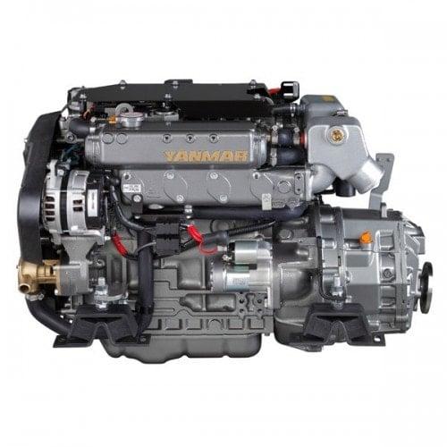 Động cơ diesel Yanmar 45 mã lực