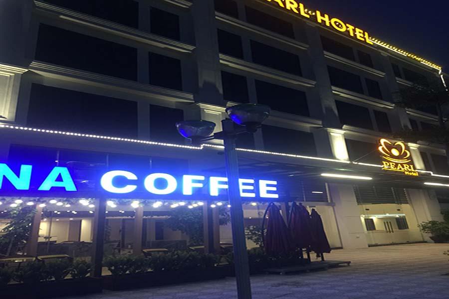 Khách sạn Tuần Châu thành phố Hạ Long
